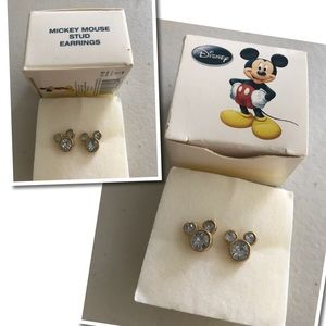 Disney Micky Mouse Earrings